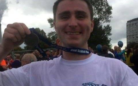 Half Marathon Nailed with Bikram Inspiration- Hot Yoga Glasgow I Glasgow