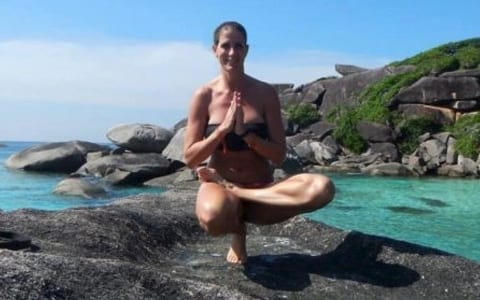 Confessions of an Ex-Gym Junkie:  Sherand's Journey to Bikram Yoga