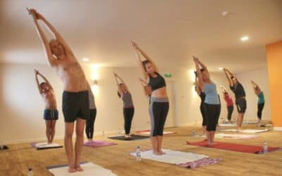 10 things NOT to do in a Bikram Yoga class